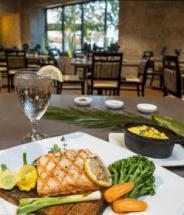 Red Wind Casino's Seafood Restauraunt